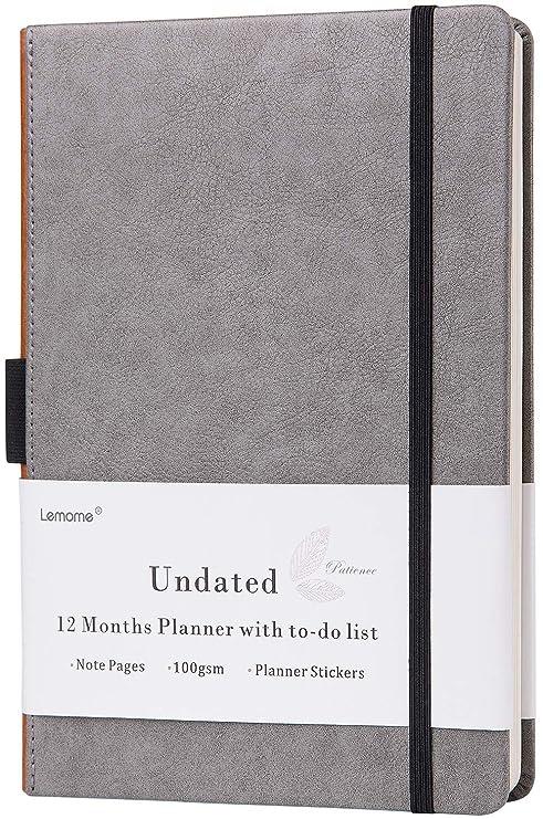 Amazon.com: Planificador sin fecha con lista de tareas ...