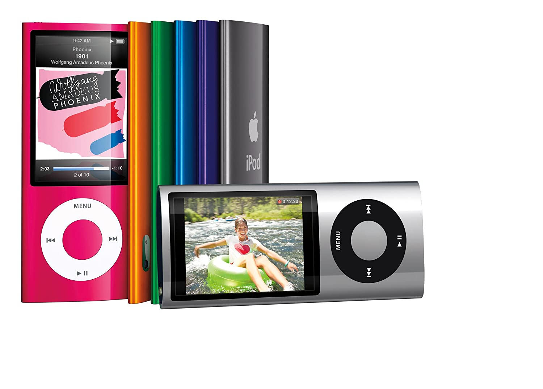 Apple iPod nano with Camera 8GB - Black - 5th Generation: Amazon.co.uk:  Audio & HiFi