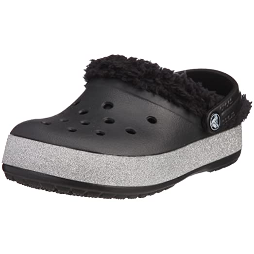 Crocs Crocbling Mammoth - Black - Black - Youth 12/13