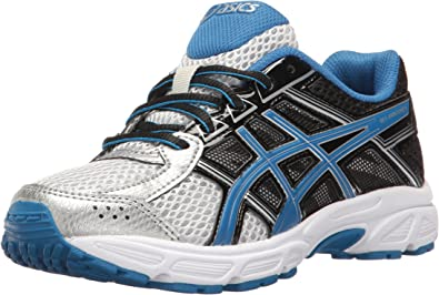 Asics Gel-Contend 4 Gs Zapatillas de correr para niños: Amazon.es: Zapatos y complementos