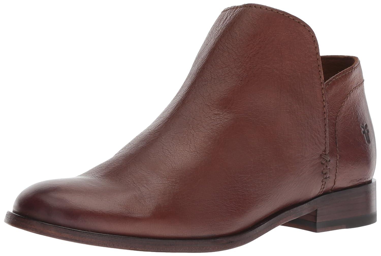 Cognac Frye Women's Elyssa Shootie Ankle Boot