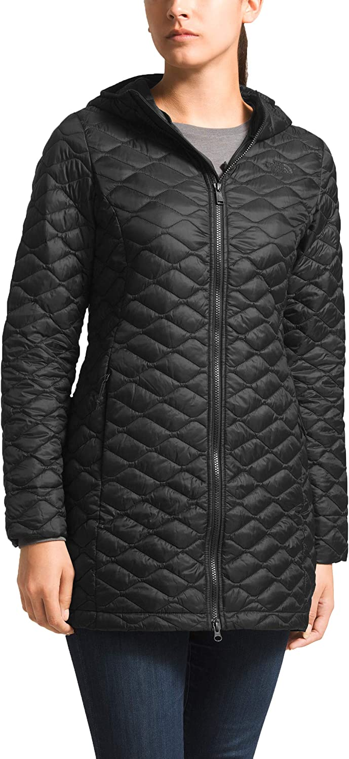 Amazon.com: The North Face Thermoball Classic Parka II ...