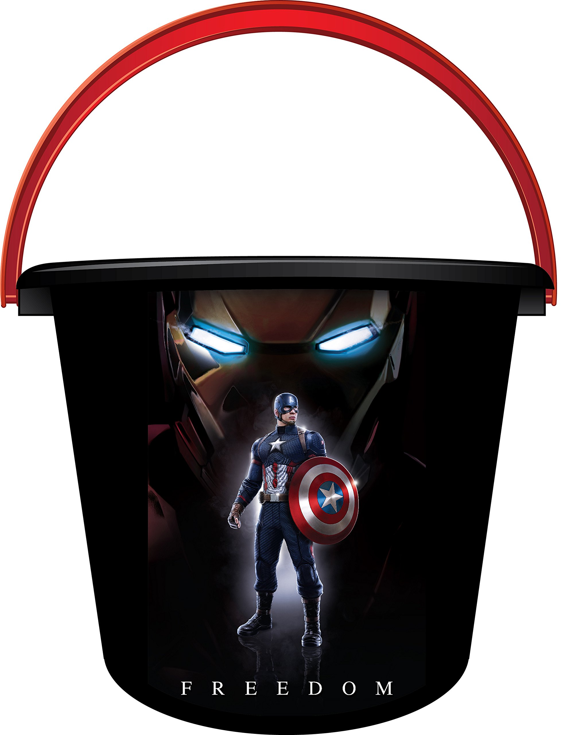 Captain America: Civil War Trick-or-Treat Sand Pail