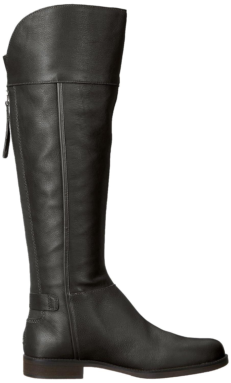 Franco High Sarto Women's Christine Knee High Franco Boot B0751NPHG8 9 W US Black d08d0e