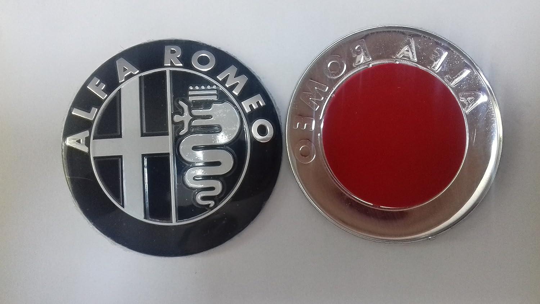 2 x neue Logo Fries Wappen vorne + hinten