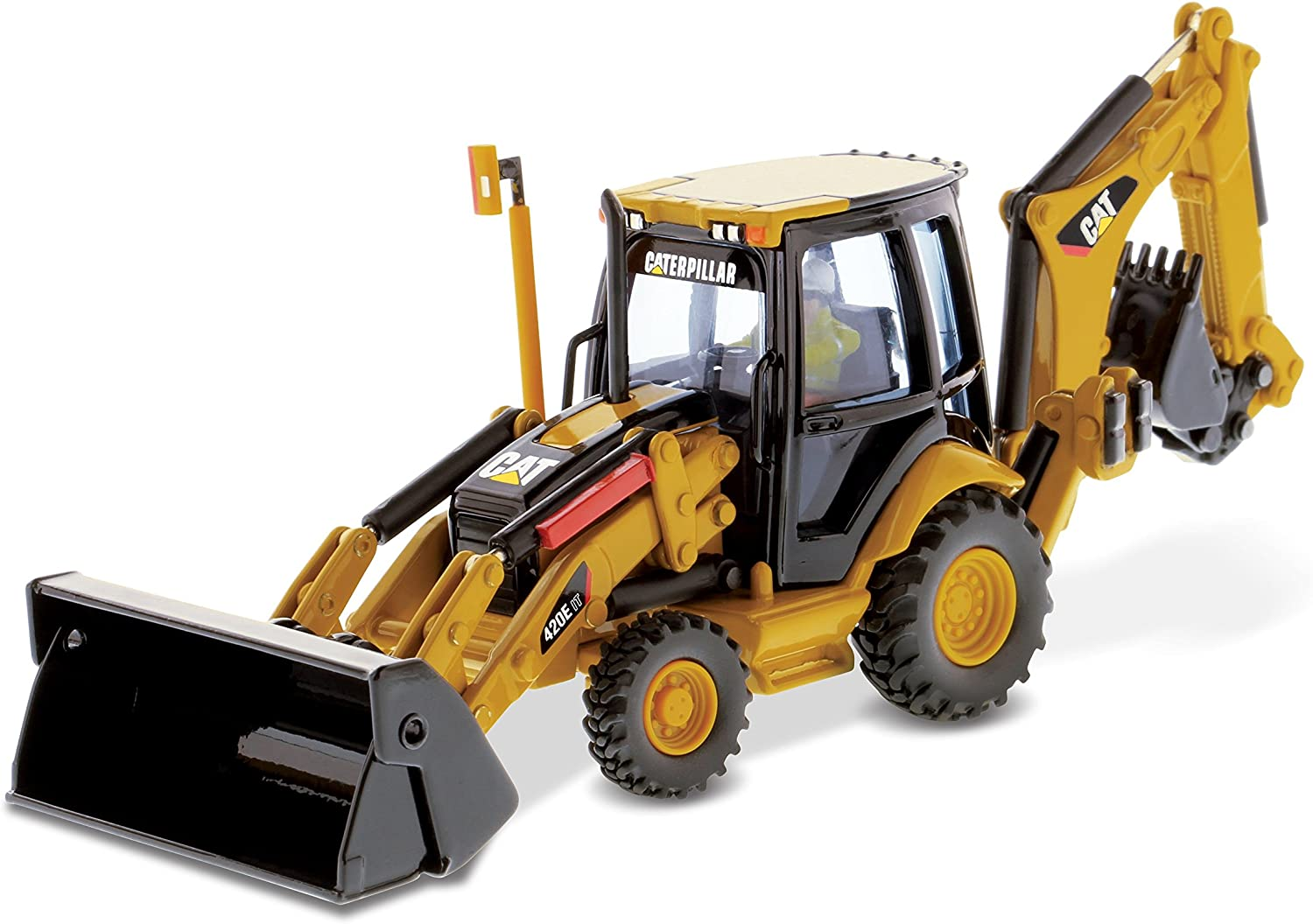 Caterpillar 420E IT Backhoe Loader Core Classics Series Vehicle