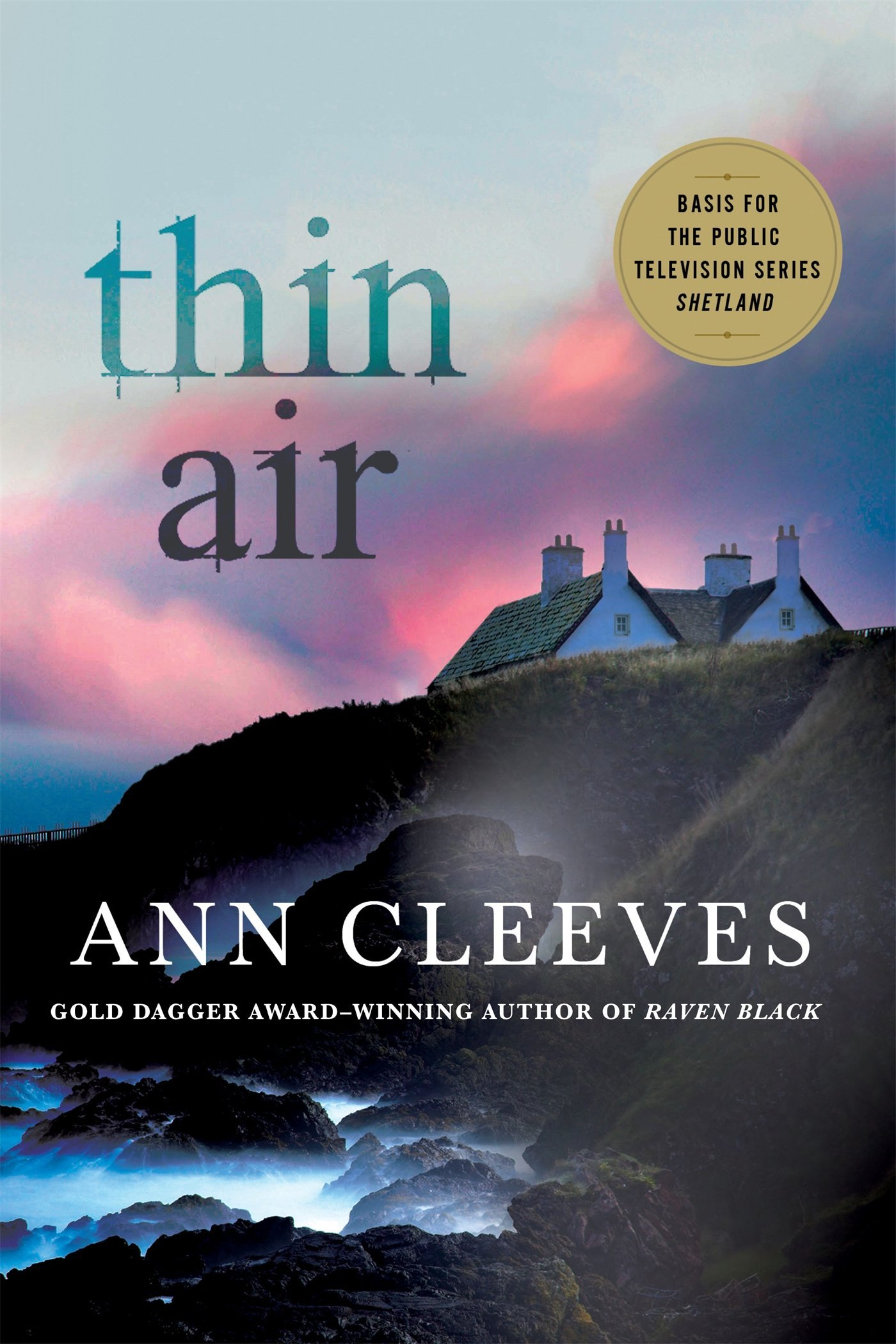 Thin Air Shetland Mystery Mysteries product image