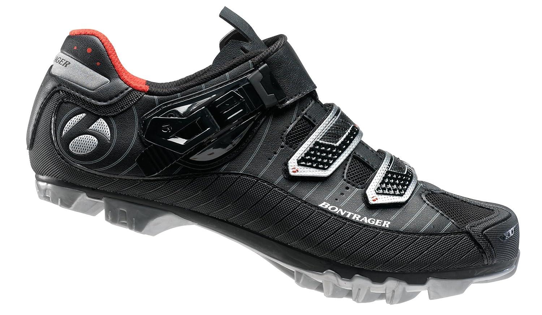 Bontrager RL - Zapatillas de hombre para mountain bike negro negro Talla:44,5 EU: Amazon.es: Deportes y aire libre