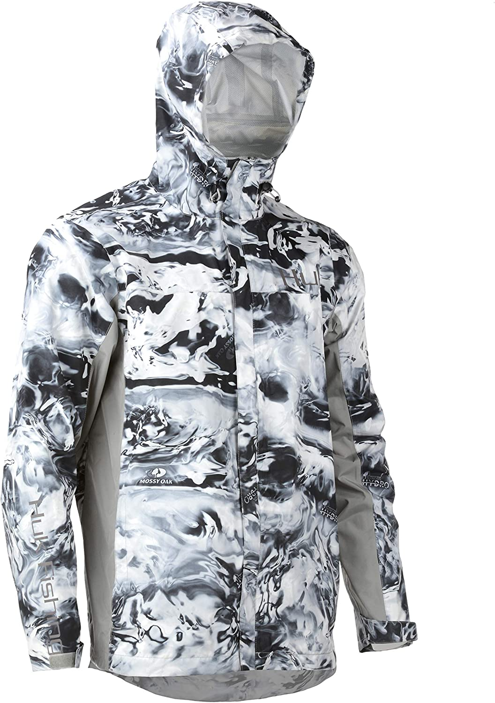 Xtra-Large Hydro Ice Huk Mens CYA Camo Packable Jacket
