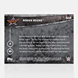ROMAN REIGNS def BROCK LESNAR WWE TOPPS NOW GAME