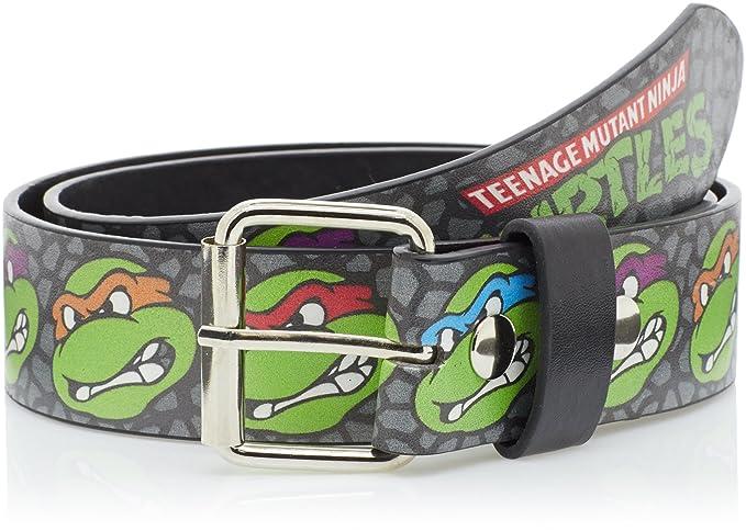 Officially Licensed Teenage Mutant Ninja Turtles Faces Logo ...