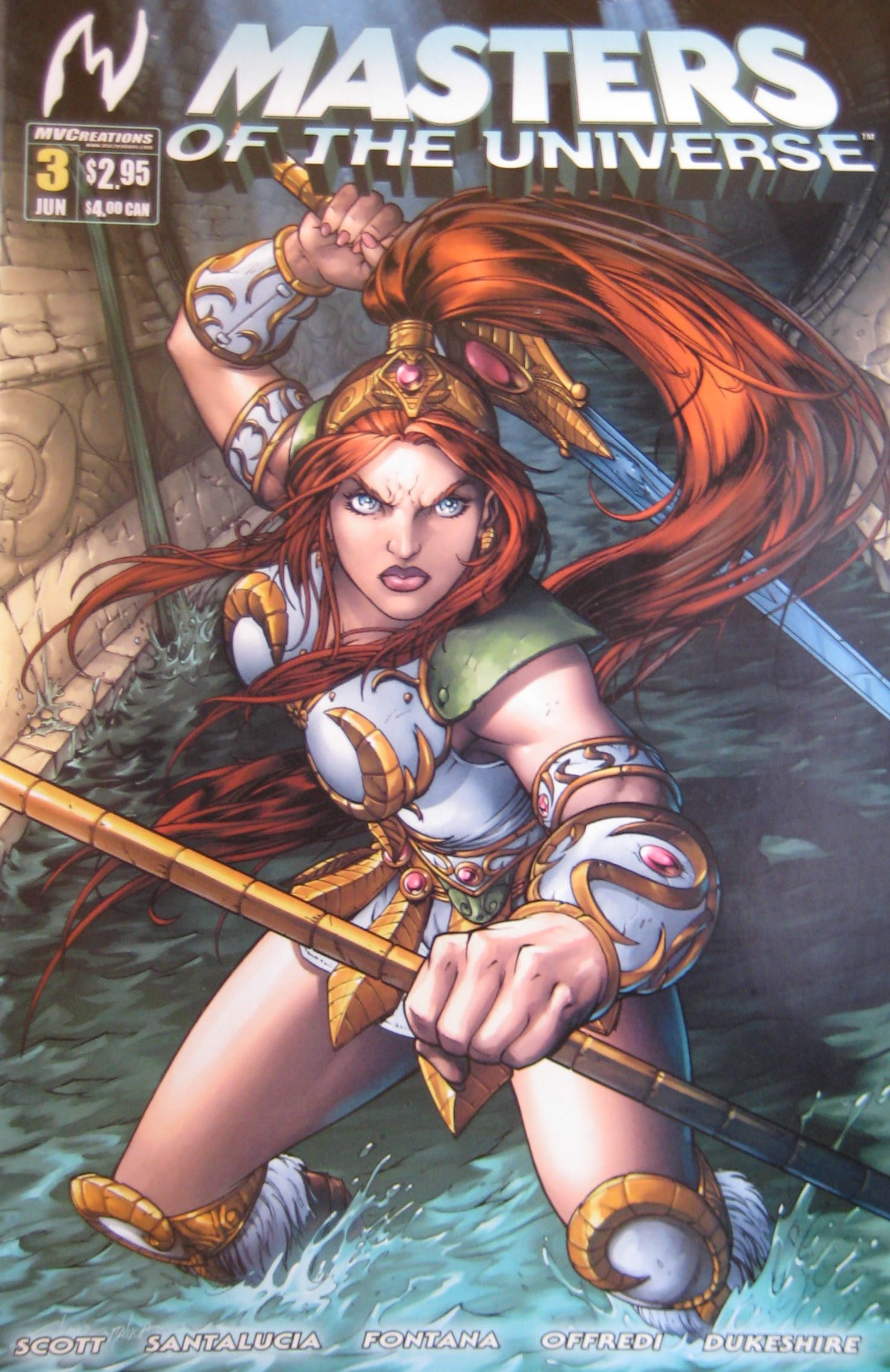 Read Online MASTERS OF THE UNIVERSE, ISSUE 3, June 2004 (Volume 3) PDF