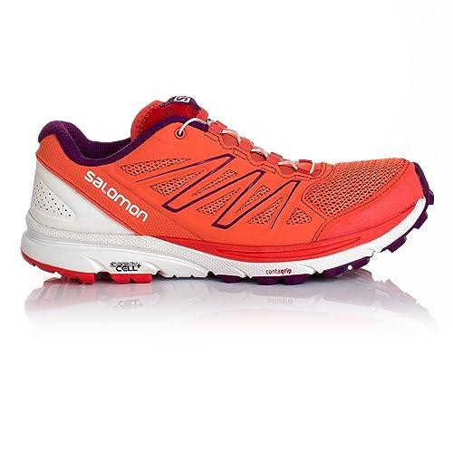 Salomon Sense Marin W, Zapatillas de Trail Running para Mujer: Amazon.es: Zapatos y complementos
