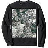 Dig Fine Art 2020 Earth Custom Sweatshirt Modern Fine Art