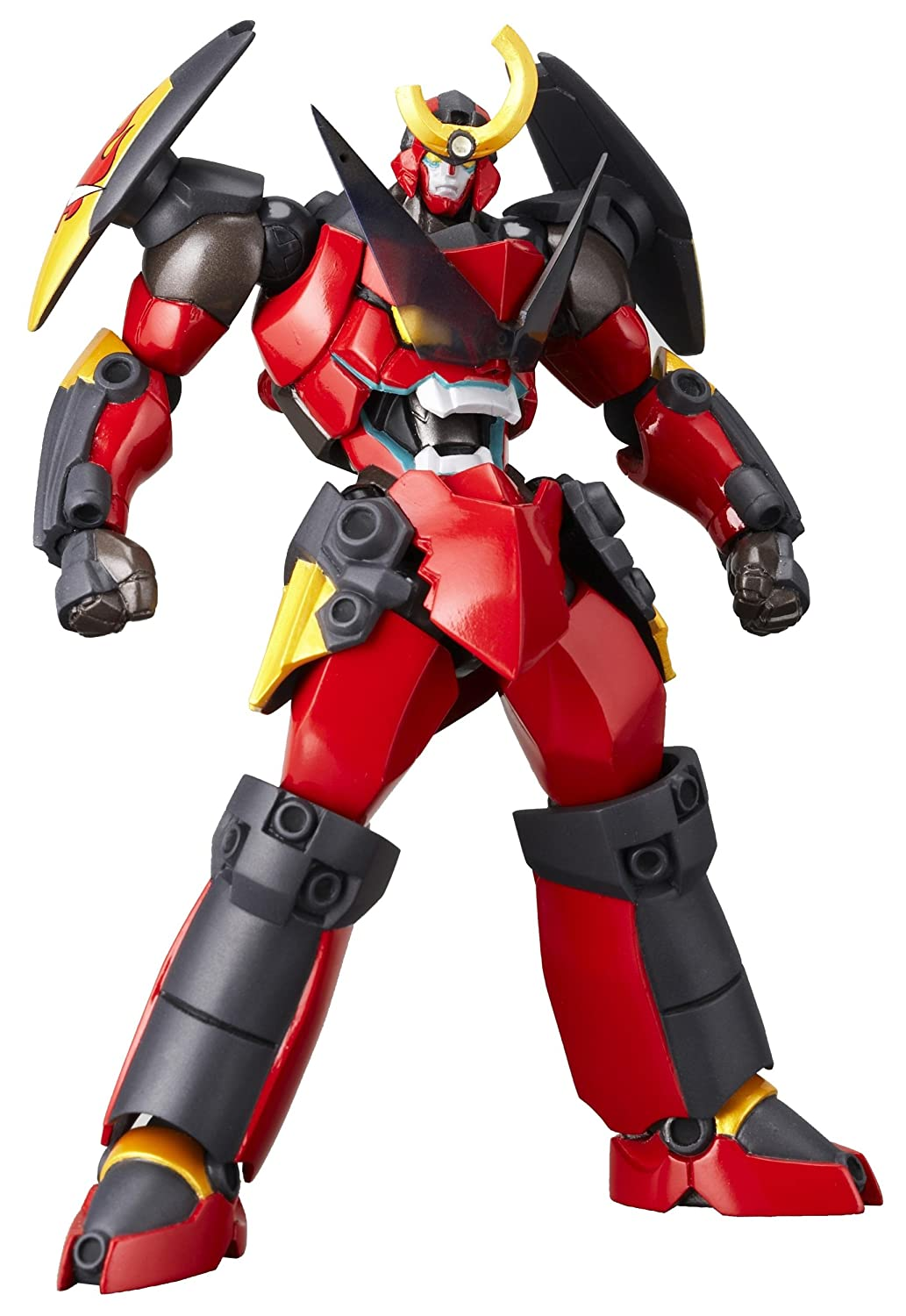 Revoltech: 050 Gurren Lagann Action Figure (japan import)
