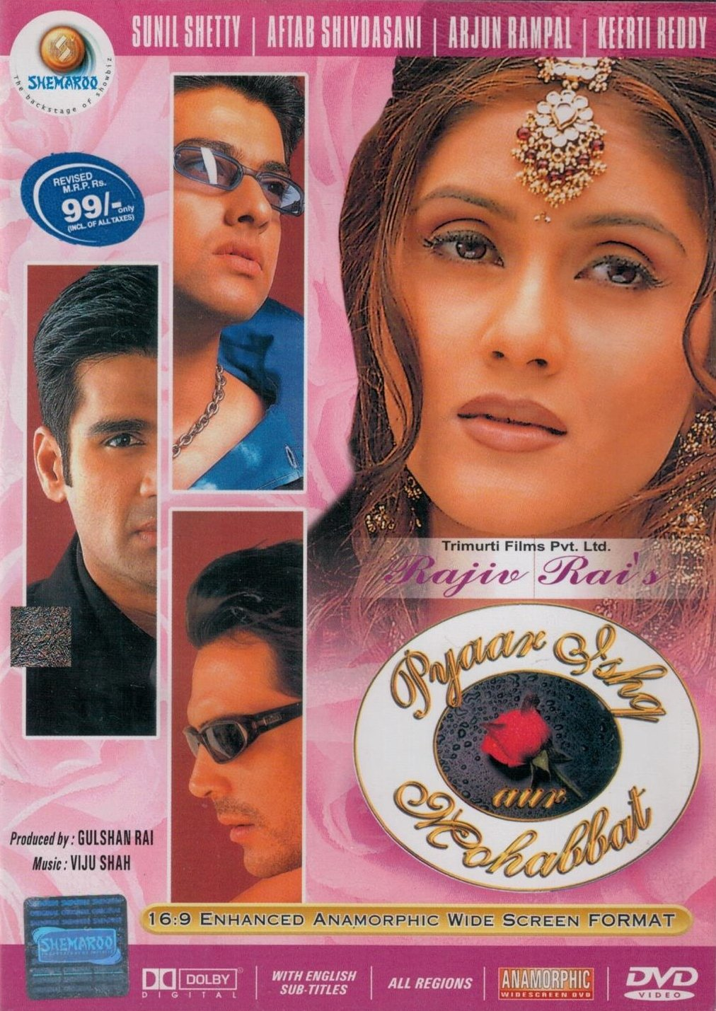 Amazon com: Pyaar Ishq Aur Mohabbat: Movies & TV