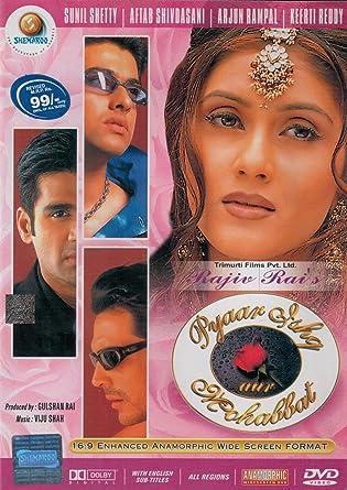Amazon com: Pyaar Ishq Aur Mohabbat: Movies & TV