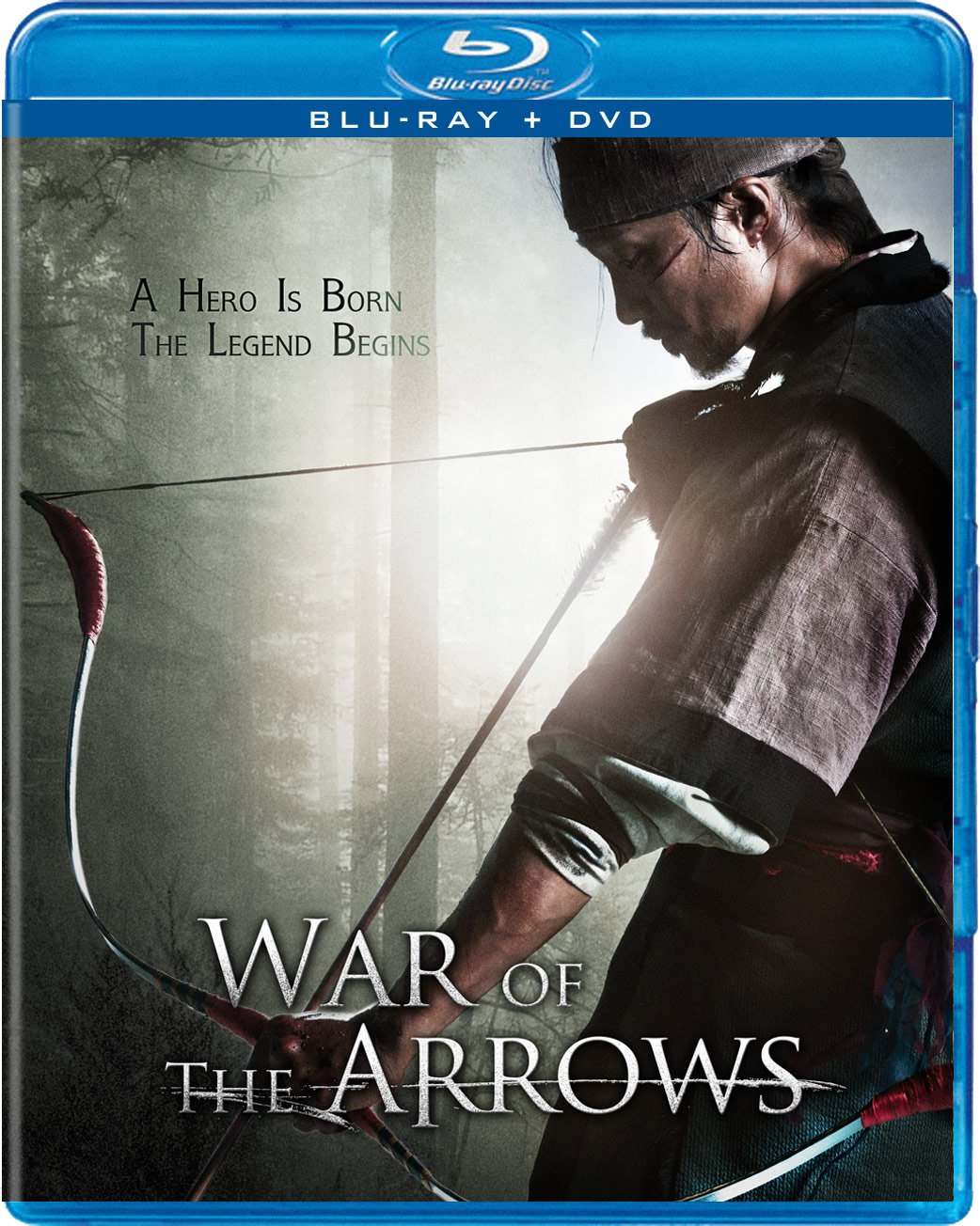 Blu-ray : War of the Arrows (Blu-ray)