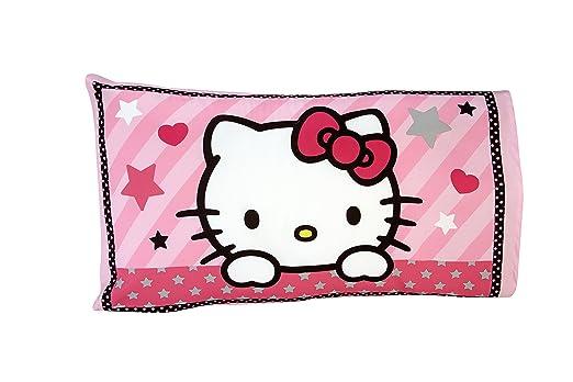 645d0ba03c Amazon.com   Sanrio Hello Kitty Sweetheart 4 Piece Toddler Bec Set   Baby