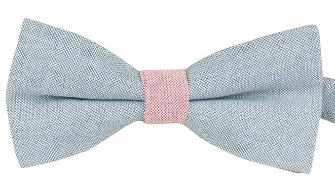 Panegy Nœud Papillon Cravate lavallière Homme Femme Pastel Soirée Businesse  Mariage Cérémonie Déco Fête Costume Bow 73f7c8ac63c