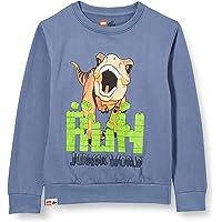 LEGO Boys' MW-Sweatshirt Jurassic World