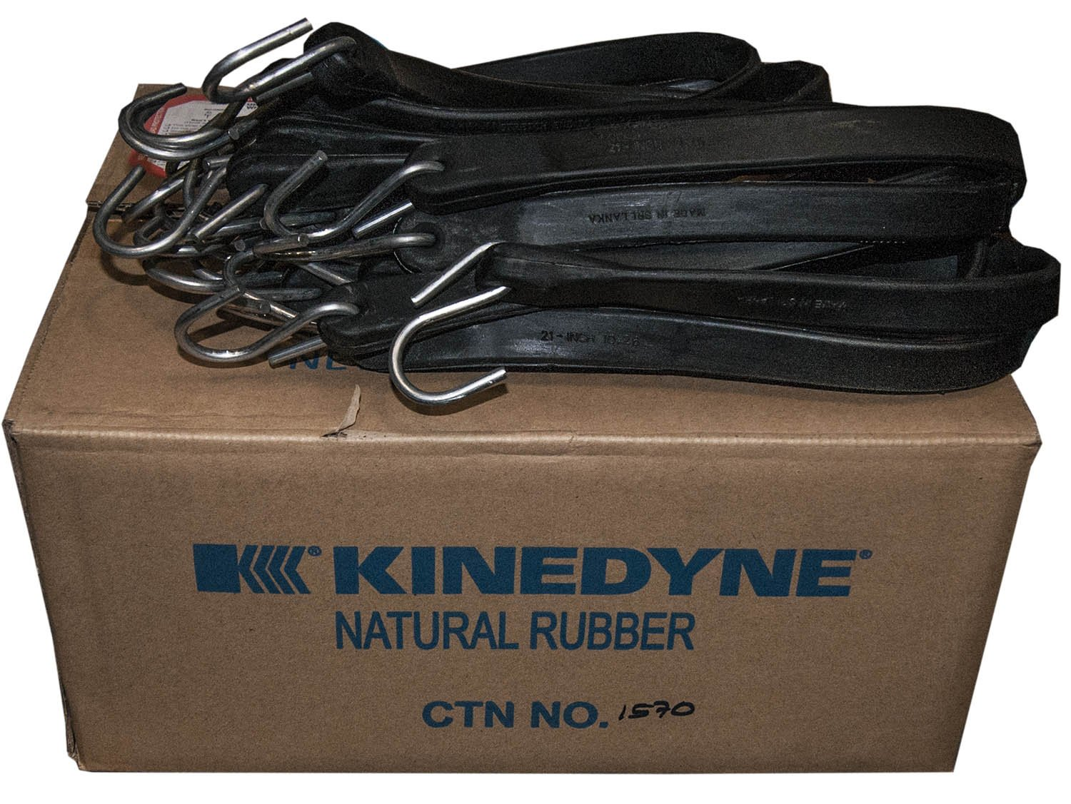20 Heavy Duty 21 Trailer Tarp Straps for Cargo Tie Downs and Flatbeds