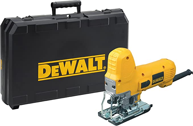 DeWalt DW343K-QS Scie sauteuse /à prise par corps 550 W