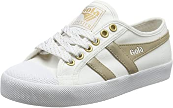 Gola Womens Coaster Mirror, White/Gold