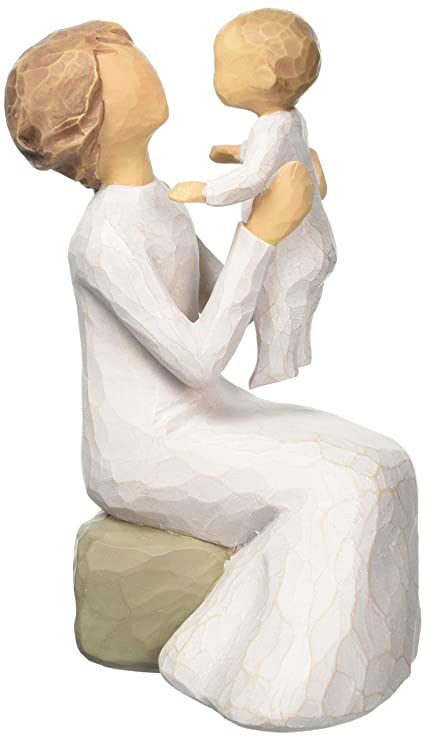 Willow Tree Grandmother Figurine Amazoncouk Kitchen Home