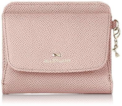 bfece2906e92 Amazon | [ジルスチュアート] 折財布 【ビスコッティ】二つ折リ 薄型 ...