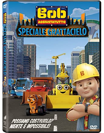 Bob aggiustatutto grattacieli fantastici amazon bob scratch
