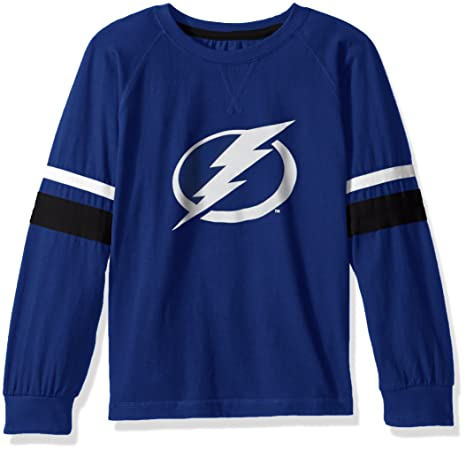 58e0b488c Image Unavailable. Image not available for. Color: NHL Tampa Bay Lightning  Long Sleeve Tee ...