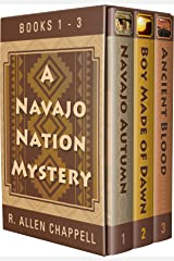 A Navajo Nation Mystery: Books 1-3 Kindle Edition