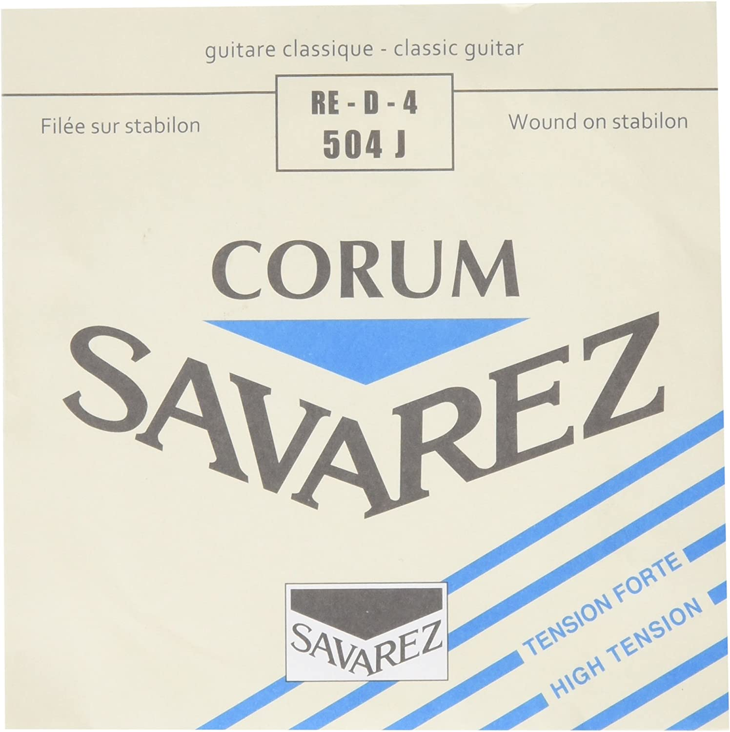 Savarez Cuerdas Para Guitarra Clasica Corum Alliance 504J Re4