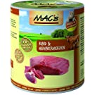 MACs | Rind & Hühnerherzen | 6 x 800 g
