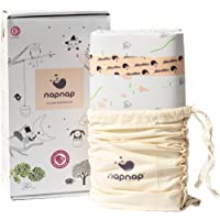 NapNap Smart Baby Sleeping Bed Helps Boost Sleep and Relieve Colic British White