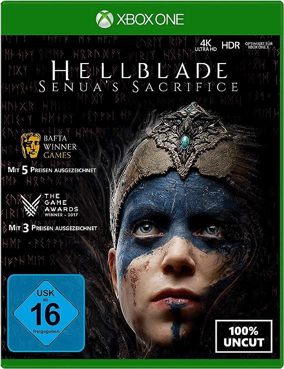 Hellblade: Senuas Sacrifice (XBox One): Amazon.es: Electrónica