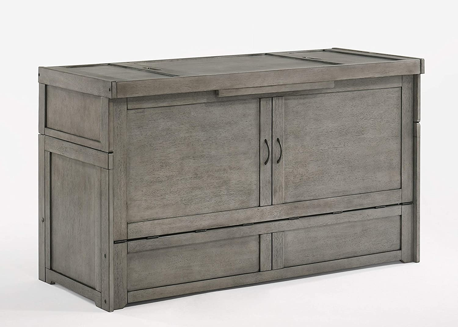 Night & Day Murphy Cube Queen Cabinet Bed Professionally Assembled by SDS Cabinet Beds with Custom 6
