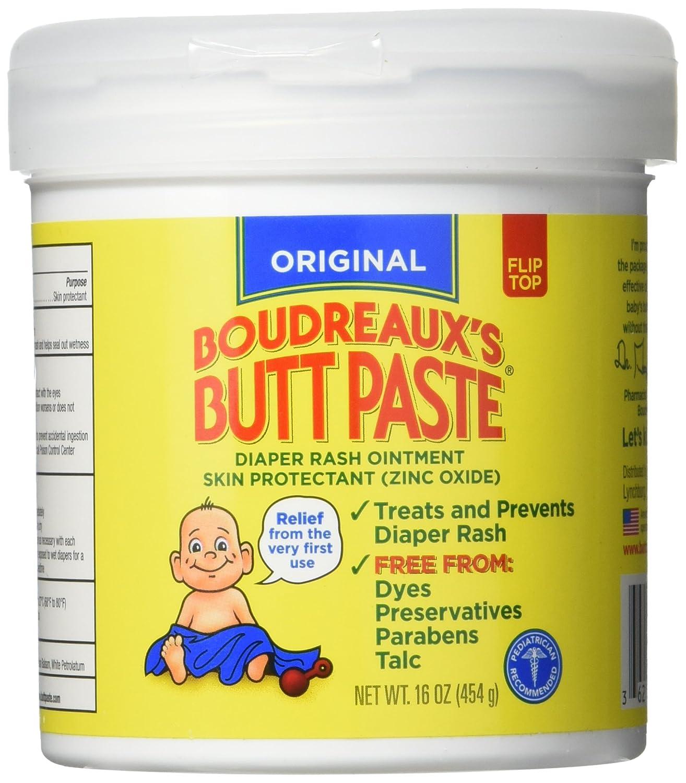 Boudreaux's Butt Paste 16 Ounce Jar Boudreaux' s Butt Paste BLAIREX808030
