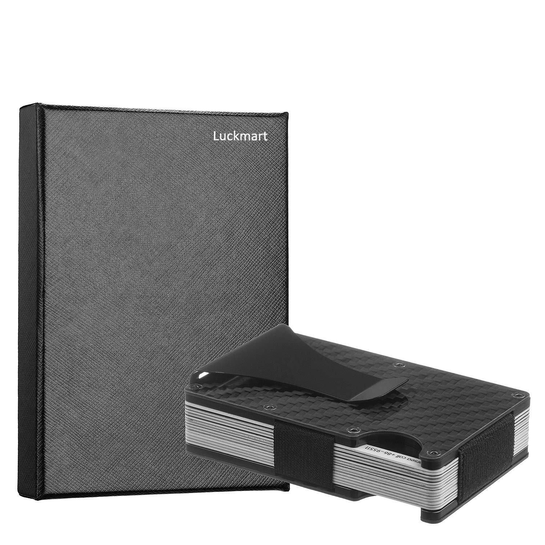 538ae1bc0284 Luckmart Carbon Fiber Wallet