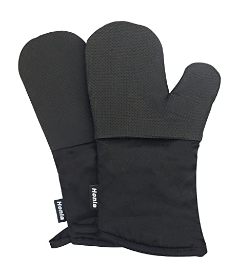 Neoprene Oven Mitts   Heat Resistant To 500° F,1 Pair Of Non
