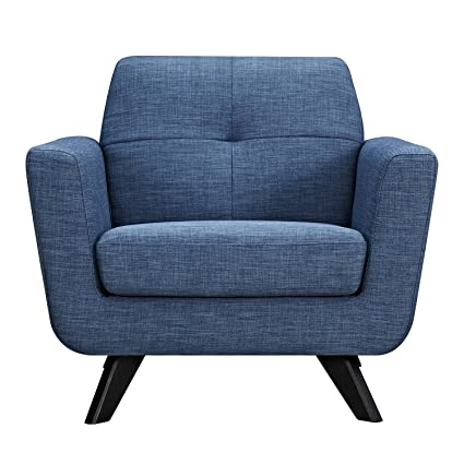 Tremendous Amazon Com Nyekoncept 224470 C Stone Blue Dania Armchair Gmtry Best Dining Table And Chair Ideas Images Gmtryco