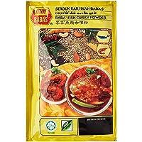 Baba's Fish Curry Powder, 125 g