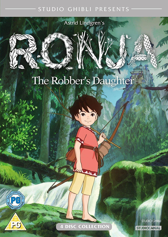 Amazon.com: Ronja, The Robber's Daughter [DVD]: Movies & TV