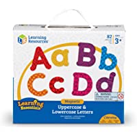 Learning Essentials™ Magnetic Uppercase & Lowercase Letters