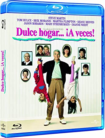 Dulce Hogar… ¡A Veces! [Blu-ray]: Amazon.es: Martin, Steve ...