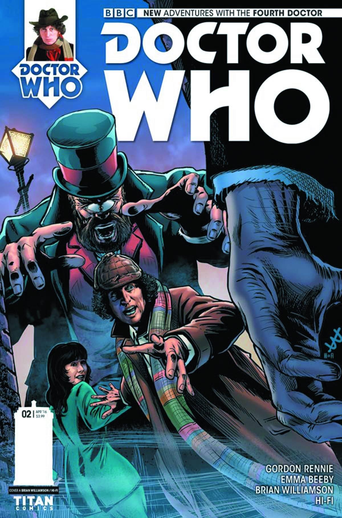 Download Doctor Who 4th #2 (of 5) Cvr A Williamson pdf epub