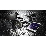 CHEMION - Occhiali LED Bluetooth Unici! - Messaggi sul display, Animazione, Disegni!