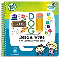 LeapFrog 461403 Read & Write 3D Activity Book, Multicolour
