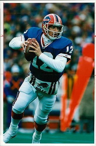 457f3d26 Amazon.com: Vintage photo of Buffalo bills quarterback Jim Kelly ...